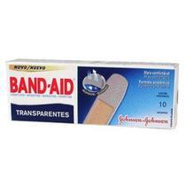 Curativo band-aid c/10unid - Johnson & Johnson -
