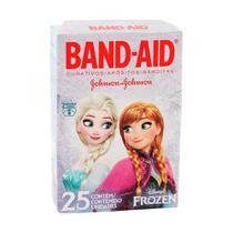 Curativo Band-aid Johnson Johnson Frozen Com 25 Und -