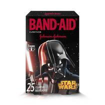Curativo band-aid star wars 25 unidades - Johnson & Johnson