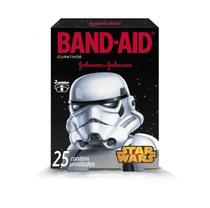 Curativo BAND-AID Star Wars 25 unidades - JohnsonJohnson