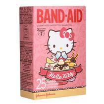 Curativos BAND AID Hello Kitty 25 unidades -