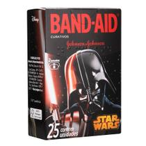Curativos Band-Aid Star Wars 25 Unidades -