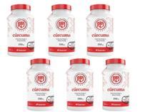Curcuma Longa 250mg Original Herbamed Kit 360 Cápsulas -