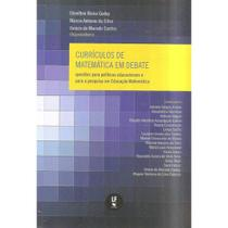 Currículos de matemática em debate - Livraria Da Física -