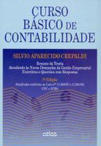 Curso Basico de Contabilidade - 07Ed/13 + Marca Página - Grupo Gen