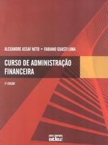 CURSO DE ADMINISTRACAO FINANCEIRA - 2ª ED - Atlas Exatas, Humanas, Soc (Grupo Gen) -