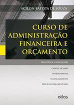 Curso de administração financeira e orçamento + Marca Página - Grupo Gen
