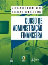 Curso de Administração Financeira + Marca Página - Grupo Gen