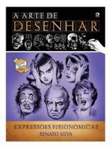 Curso De Desenho - Expressões Do Rosto - Renato Silva -