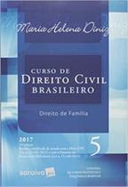 Curso de Direito Civil Brasileiro: Direito de Família - Vol.5 - Saraiva (Juridicos) - Grupo Saraiva
