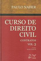 CURSO DE DIREITO CIVIL - VOL. 3 - CONTRATOS - 4ª EDICAO - Forense (Grupo Gen)