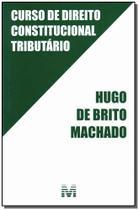 Curso de Direito Constitucional Tributário - Malheiros -