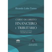 Curso de direito financeiro e tributário - Editora Processo -