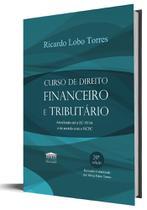 Curso de Direito Financeiro e Tributário - Intelecto