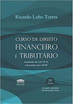 Curso de direito financeiro e tributario - Processo -