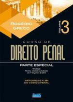 Curso de Direito Penal - Parte Especial - Volume III Rogério Greco - Impetus