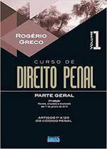 Curso de direito penal: parte geral - volume i - Impetus