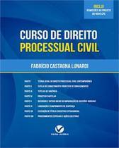 Curso de Direito Processual Civil - Verbo juridico -