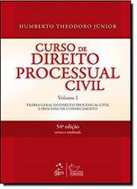 Curso de Direito Processual Civil - Vol.1 - Forense Juridica - Grupo Gen