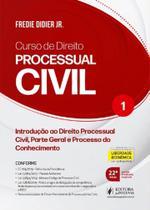 Curso de Direito Processual Civil - Volume 1 - 22ª Edição (2020) - Juspodivm -