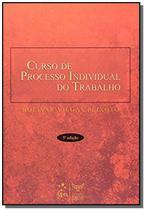Curso De Processo Individual Do Trabalho - Forense -