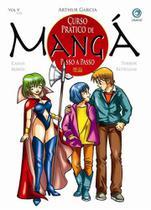 Curso pratico de manga vol v de vi - Editora criativo -