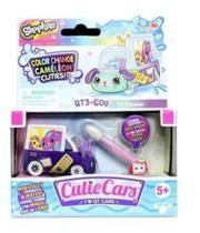 Cutie Cars - Shopkins - Tv Car - Os Carros Mudam De Cor -7908084701376 - Dtc