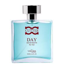 Cutter Jeans Day Vizcaya Eau de Toilette - Perfume Feminino 100ml -