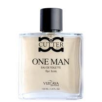 Cutter Jeans One Man Vizcaya Eau de Toilette - Perfume Masculino 100ml -