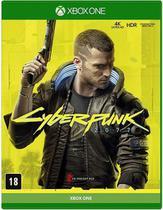 Cyber Punk 2077 Xbox One Mídia Física Lacrado Em Português - Cd Projekt Red