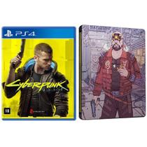Cyberpunk 2077 Maelstrom Steelbook Edition - PS4 - Sony