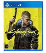 Cyberpunk 2077 para PS4 - Cd Project Red