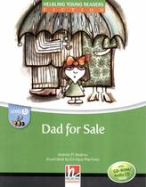 Dad for sale with cd-rom/audio-cd - Disal editora