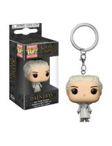 Daenerys - Game of Thrones Chaveiro - Pocket Pop!  Funko -