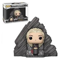 Daenerys Targaryen no Dragonstone Throne - Funko Pop Game of Thrones -