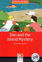 Dan and the island mystery with audio cd - Disal editora
