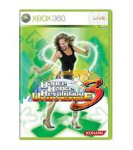 Dance Dance Revolution Universe 3 - Xbox 360 - Jogo