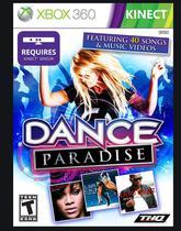 Dance Paradise - Xbox 360 - Jogo