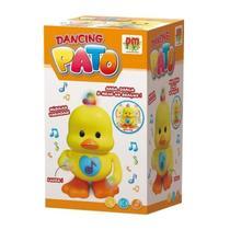 Dancing Pato Dançarino Com Luz e Som DMT5973 - Dm Toys -