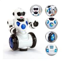 dancing robot - Polibrinq