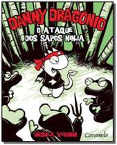 Danny dragonio ataque sapos ni - Caramelo
