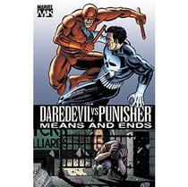 Daredevil Vs. Punisher - Means  Ends - Marvel