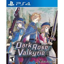Dark Rose Valkyrie - Ps4 - Sony
