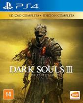 Dark Souls 3 The Fire Fades Edition - PS4 - From software