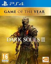 Dark Souls 3 The Fire Fades Edition Ps4 Midia Fisica -