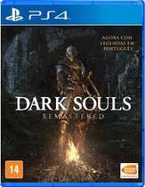 Dark Souls Remastered Ps4 Midia Fisica -