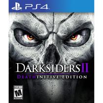 Darksiders Ii: Deathinitive Edition - Ps4 - Sony