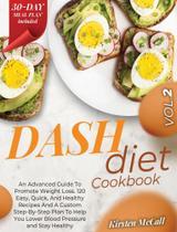 DASH Diet CookBook - Sabrina Maria Gatto