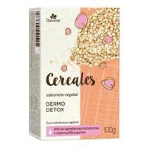 Davene Cereales Detox Sabonete 100g -