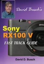 DAVID BUSCH'S  Sony Cyber-shot DSC-RX100 V  FAST TRACK GUIDE - Laserfaire press